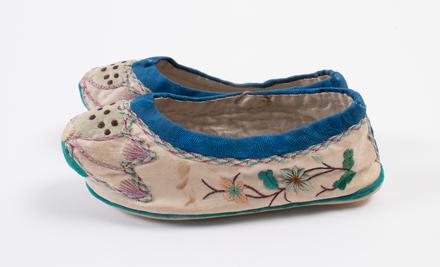 shoes, pair,