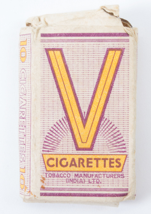 packet, cigarette