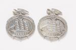 fundraising badge, German Navigation Day, Seefahrt...