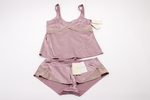 Elle MacPherson Intimates matching camisole and un...