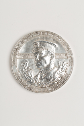 medal, award, N1508, Photographed by: Rohan Mills, photographer, digital, 22 Dec 2016, © Auckland Museum CC BY