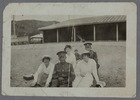 """""""Happy Moments on Lyall Bay Wellington. But twas not all gold that glitters."""" C.S. Alexander Album,Alexander, Charles Stewart, 1895-1970, photographer,1916-1918, PH-ALB-404 Loose 6. Image has no known copyright restrictions."""