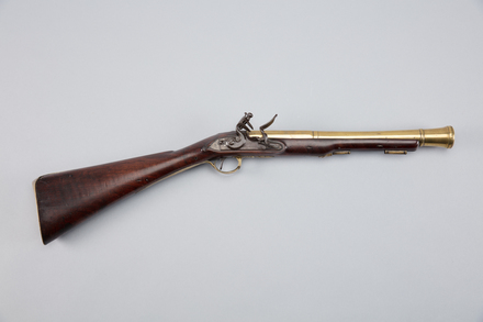 blunderbuss, 1977.62, A7022, Photographed by Richard NG, digital, 27 Feb 2017, © Auckland Museum CC BY