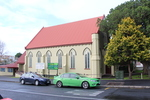 Exterior of Onehunga Parish Church, Image provided by John Halpin 2014, CC BY John Halpin 2014