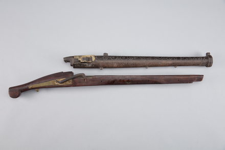 gun, junk, 1934.316, W1537.2, 20875, Photographed by Richard NG, digital, 15 Mar 2017, © Auckland Museum CC BY