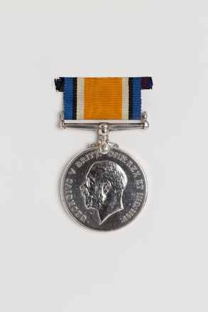 medal, campaign, 1989.79, N2850, Photographed by: Julia Scott, photographer, digital, 20 Mar 2017, © Auckland Museum CC BY