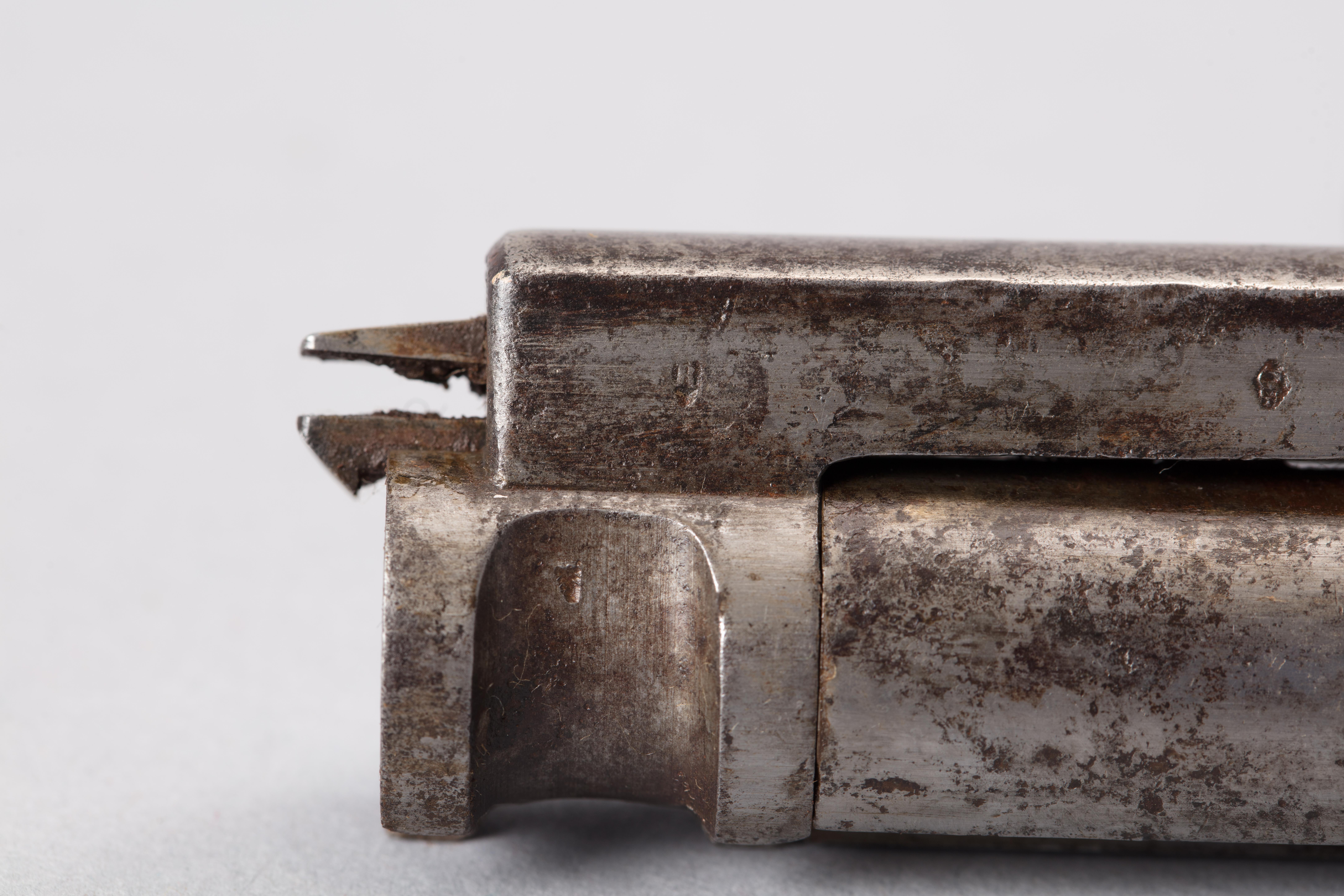 carbine, bolt action - Collections Online - Auckland War