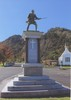 Te Aroha First World War Memorial, Kenrick Street, Te Aroha. Image provided by John Halpin 2017, CC BY John Halpin 2017.