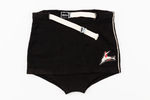 Men's Speedo woollen swimming trunks black coloure...