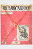 Sheet music for 'The Barnyard Hop' by Don Pelosi, ...