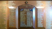1939-1945 Roll of Honour, Point Chevalier RSA, 1136 Great North Road Auckland 1022. Image provided by G.A Fortune 2012, CC BY G.A Fortune 2012