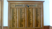 Parnell School First World War Panel, Image provided by Gabrielle Fortune 2014, CC BY Gabrielle Fortune