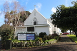 Mount Albert Methodist Church, 831 New North Road Mount Albert, Auckland 1025. Image provided by John Halpin 2015, CC BY John Halpin 2015.