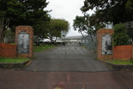Oratia School War Memorial Gate, 1 Shaw Rd, Oratia, Auckland 0604. Image provided by John Halpin 2012, CC BY John Halpin 2012