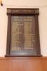 Towai District Roll of Honour 1939-1945. Image provided by John Halpin 2012, CC BY John Halpin 2012.