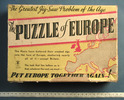 jigsaw puzzle: The Puzzle of Europe; WW2  puzzle, ...