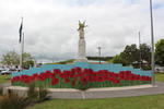Restored Kaitaia War Memorial, Melba Street Kaitaia. Image kindly provided by John Halpin 2018, CC BY John Halpin