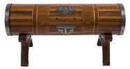 Inlaid Casket for Illuminated Address, 1900 Presen...