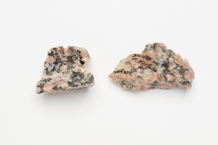 stone fragment, 2017.x.614, Photographed by Richard Ng, digital, 01 May 2018, © Auckland Museum CC BY