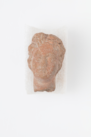 figurine, head, 1956.80.47, 34498, Photographed by Denise Baynham, digital, 14 May 2018, © Auckland Museum CC BY