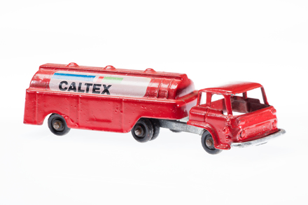 toy tanker - Collections Online - Auckland War Memorial Museum