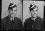 Serviceman Edward George Russell Morley. He was a Pilot Officer and flying instructor. He died while on a training flight with a student on 7 January 1943, aged 26. Split negativePhotograph (ref: SW1923-1965.00697 ) held by Puke Ariki Museum, New Plymouth, New Zealand : pukeariki.com - Please do not reproduce without permission from Puke Ariki. Contact images@pukeariki.com for more information.