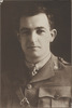 Portrait of Second Lieutenant Walter Edwin McMinn, Archives New Zealand, R10926645. Image may be siubject to copyright restrictions.