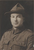Portrait of Sergeant Robert Pooley Roberts MM. Archives New Zealand. AALZ 25044 4 / F1671. Image may be subject to copyright restrictions.