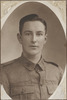 Image of Temporary Sergeant Robert Johnstone MM. Archives New Zealand. AALZ 25044 3/ F1354. Image may be subject to copyright restrictions.