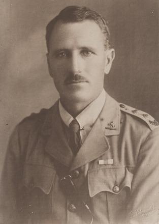 Portrait of Lieutenant Edward Gordon Williams, Archives New Zealand, AALZ 25044 5 / F1936 66.