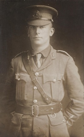 Portrait of Major Clarence Nathaniel Newman, Archives New Zealand, AALZ 25044 1 / F759 27. Image is subject to copyright restrictions.