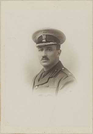 Portrait of Major John Evelyn Duigan, Archives New Zealand, AALZ 25044 6 / F800 29. Image is subject to copyright restrictions.