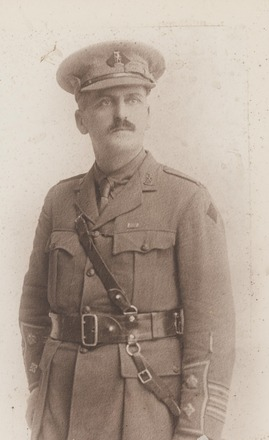 Portrait of Lieutenant - Colonel W.S. Austin - DSO. Archives New Zealand, R24185018, Image may be subject to copyright restrictions.