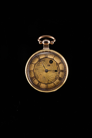 watch, pocket, 1932.233, H70, 17703, 646, 5240, Photographed by Jennifer Carol, digital, 20 Jan 2017, © Auckland Museum CC BY