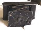 Camera, folding. Roll film: 1 5/8 x 2 1/4 Simila...