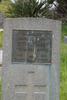 Headstone, Taone Tom Nathan (64296), urupa (waahi tapu), Hione, Mitimiti, Hokianga (photo J. Halpin 2011)