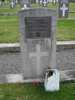 Grave of CJ Viles (33317), Featherston Cemetery, Carterton. Image kindly provided by Sam Hodder (2013). Image has no known copyright restrictions.