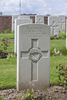 Headstone of Private Allan Holz (39534). Motor Car Corner Cemetery, Comines-Warneton, Hainaut, Belgium. New Zealand War Graves Trust (BECW8692). CC BY-NC-ND 4.0.