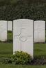 Headstone of Rifleman William Nicholson (23419). Berks Cemetery Extension, Comines-Warneton, Hainaut, Belgium. New Zealand War Graves Trust (BEAK7087). CC BY-NC-ND 4.0.