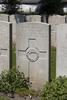 Headstone of Private Edward Alexander Bertram Barber (41067). Lijssenthoek Military Cemetery, Poperinge, West-Vlaanderen, Belgium. New Zealand War Graves Trust (BECL9992). CC BY-NC-ND 4.0.