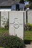 Headstone of Second Lieutenant Harry Percy Claude Davie (11/243). Lijssenthoek Military Cemetery, Poperinge, West-Vlaanderen, Belgium. New Zealand War Graves Trust (BECL9997). CC BY-NC-ND 4.0.