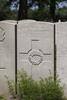 Headstone of Corporal Charles Philip Whitehouse (21129). Lijssenthoek Military Cemetery, Poperinge, West-Vlaanderen, Belgium. New Zealand War Graves Trust (BECL9820). CC BY-NC-ND 4.0.