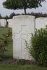 Headstone of Captain David George Napier (23/1906). The Huts Cemetery, Ieper, West-Vlaanderen, Belgium. New Zealand War Graves Trust (BEEE1343). CC BY-NC-ND 4.0.
