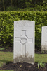 Headstone of Gunner John Edward Bell (2/1132). Strand Military Cemetery, Comines-Warneton, Hainaut, Belgium. New Zealand War Graves Trust (BEEB7248). CC BY-NC-ND 4.0.