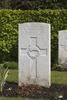 Headstone of Corporal Richard Myers (23/1127). Strand Military Cemetery, Comines-Warneton, Hainaut, Belgium. New Zealand War Graves Trust (BEEB7242). CC BY-NC-ND 4.0.