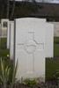Headstone of Corporal George Neal (2311763). Oxford Road Cemetery, Ieper, West-Vlaanderen, Belgium. New Zealand War Graves Trust (BEDE6163). CC BY-NC-ND 4.0.