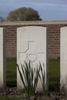 Headstone of Corporal Gordon Stanley Simpson (21903). Aeroplane Cemetery, Ieper, West-Vlaanderen, Belgium. New Zealand War Graves Trust (BEAC6192). CC BY-NC-ND 4.0.