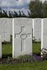 Headstone of Private Daniel William Pierce (24/2073). Wulverghem-Lindenhoek Road Military Cemetery, Heuvelland, West-Vlaanderen, Belgium. New Zealand War Graves Trust (BEEW8587). CC BY-NC-ND 4.0.