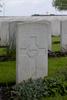 Headstone of Private Kiro Luke Adam (16/1007). New Irish Farm Cemetery, Ieper, West-Vlaanderen, Belgium. New Zealand War Graves Trust (BECY0609). CC BY-NC-ND 4.0.