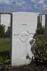 Headstone of Rifleman Thomas Gurnett (15364). Passchendaele New British Cemetery, Zonnebeke, West-Vlaanderen, Belgium. New Zealand War Graves Trust (BEDF9115). CC BY-NC-ND 4.0.